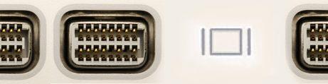 Mini DVI adapters